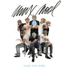 Mux Mool - Planet High School