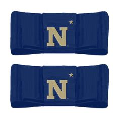 (http://www.lillybee.com/united-states-naval-academy-shoe-clips/)