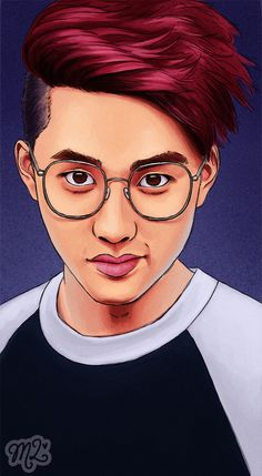 EXO Fan Arts : Photo