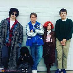 John Bender (The Breakfast Club) Definitely my Halloween costume ...
