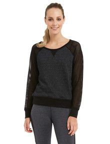 Superfit Luxe Sweater product photo