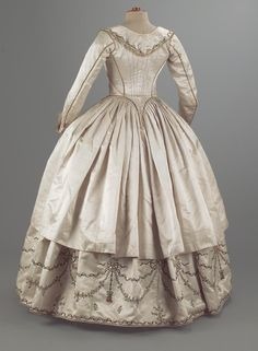 Robe paree, 1780-90