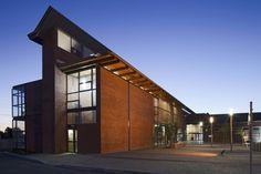 UNISA Phase 2, Cape Town:MSa  Michele Sandilands Architects