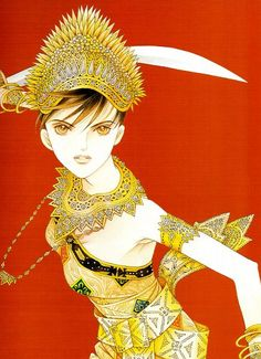Shimizu Reiko, Kaguya Hime (Series), Okada Akira,