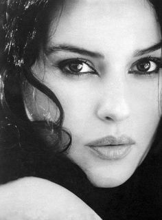 Monica Bellucci - the face that launched a thousand clicks