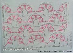 Delicadezas en crochet Gabriela: Punto de pètalos en ganchillo