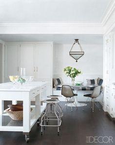 Everything Fabulous: Decor Inspiration: White Kitchen Obsession