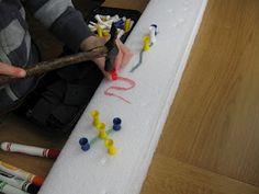 Hammering!   Pre-school Play