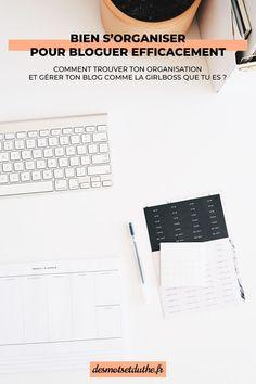 Tu as du mal à t'organiser pour développer ton blog pro ? Je te donne tous mes conseils en organisation de blog pour passer à la vitesse supérieure ! Le Web, Cards Against Humanity, Organiser, Writing, Words, Biscuits, Blogging, Business, Work At Home