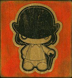 Little Alex Clockwork Orange #fromthisapache