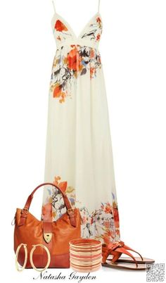Get the Max out of Your #Spring with These Maxi #Skirts + Dresses ... #Beige