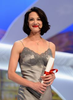 Asia Argento - 'Zulu' Premiere And Inside Closing Ceremony - The 66th Annual…