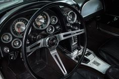 1963 CHEVROLET CORVETTE STINGRAY Coupe for sale in Plainview, NY at Maserati of Long Island