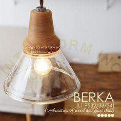 BERKA[ベルカ]■ペンダントライト【インターフォルム】