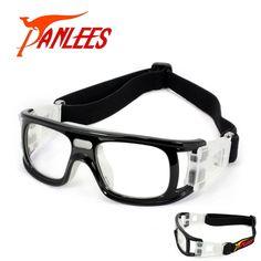6419f3166d8 Soccer Prescription Glasses Prescription Sport Goggles Football Glasses  Anti-impact with Flexible Strap Free Shi