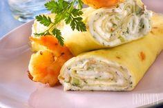 Rýchly a chutný recept na fantastickú syrovú roládu, ktorá je vhodná nielen na veľkonočný stôl.