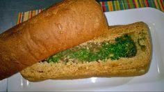Cocina Saludable: Pan Relleno con Salsa - Hogar Tv  por Juan Gonzalo Angel