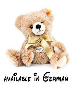 e54add2384 Steiff 50cm Bobby Dangling Teddy Bear (Brown Tipped) by Steiff. Steiff 50 cm