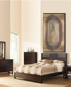 Macy's Tahoe bedroom set
