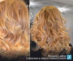 Per i tuoi capelli scegli l'unicità del Degradé firmato joelle  #degrade #loredanaeorazioparrucchieri #musthave #ootd #hairtylist #cdj #wellaprofessionals #longhair