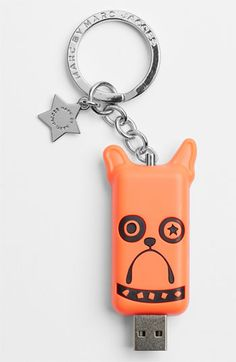 MARC BY MARC JACOBS 'Pickles the Bulldog' Flash Drive available at #Nordstrom