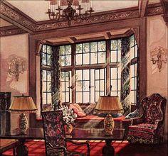 1930 Fenestra Window Ad   by American Vintage Home