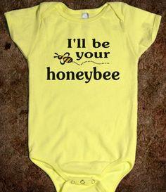 Honeybee onesie!!!