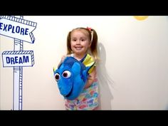 After ellen saw brielles video on ellentube she invited her to ellens pint sized periodic table expert found dory and created a few new friends urtaz Image collections
