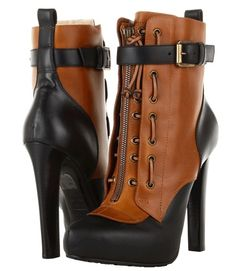Love,love,love these boots by DSquared2!!!