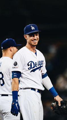 Baseball Boys, Dodgers Baseball, Baseball Players, Dodgers Win, Dodgers Nation, Bellinger Dodgers, Cody Love, Justin Turner, Christian Yelich