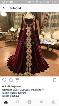 Long evening dress in a woman's shoulder to start formal formal dress in the evening gown of the evening gown in the evening gown - Tesettür Vizyon Pretty Outfits, Pretty Dresses, Beautiful Outfits, Medieval Dress, Bridal Dresses, Prom Dresses, Formal Dresses, Turkish Wedding Dress, Fantasy Dress