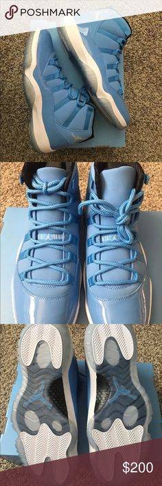 Air Jordan Retro 11 Pantone 100% Authentic 🔹 We are a very negotiable service 🔹 We provide overnight shipping and express shipping 🔹 Our transactions are made through third party applications 🔹 If you are interested in buying this product please contact us @ 201-496-0366 🔹 Jordan Shoes Sneakers