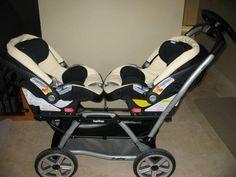 twin strollers with car seats | Peg Perego: Twin Stroller, Car Seats and Bases in Regina, Saskatchewan ...