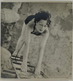 Franc Lamy:Alice Ernestine Prin October 1901 – 29 April nicknamed Queen of Montparnasse, and often known as Kiki de Montparnasse Kiki De Montparnasse, Chaim Soutine, Jean Cocteau, Man Ray, Art Model, Artistic Photography, French Artists, Night Club, Muse