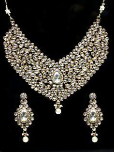 Indian Kundhan Jewellery