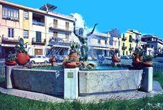 Mondello (Palermo)-Fontana della Sirenetta © Tutti i diritti riservati  di Giovanni Mascellaro