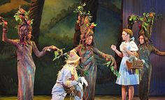 Wizard of Oz   Music Theatre Wichita Broadway Rentals