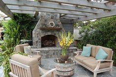 Lots of ideas for Traditional Patio Space