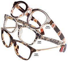 20/20 Magazine > BAUMVISION: TOMS Eyewear