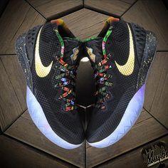 149eea5896a Nike Kyrie 1 Watch the Throne Custom by Mache (1) Jordan 5