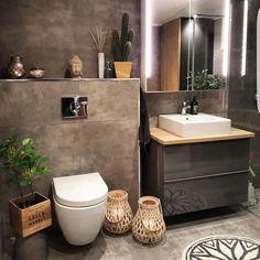 38 Die beliebtesten Bad-Design-Ideen, die 2019 im Trend liegen werden 38 The most popular bathroom design ideas that will be trendy in 2019 All White Bathroom, Modern Bathroom, Small Bathroom, Bathroom Ideas, Bathroom Plants, Bathroom Renovations, Bathroom Designs, Bathroom Wall, Minimalist Bathroom