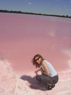 Pink Lake 1 Adelaide, Australia Looks like Lochiel? Adelaide Sa, Adelaide South Australia, Western Australia, Australia Travel, Oh The Places You'll Go, Places To Visit, Auckland, Melbourne, Dreams