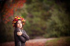 Fresh looks with the Warm Fall mood http://www.galku.com/blog/warm-colors-fall/ Floral art by Svetlana Chernyavsky Cfd dreamflowers.com Photography by Gala Kuzyakova galku.com Style and modeling by Marusya Berko