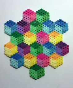 Art -- perler beads
