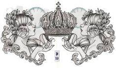 Resultado de imagem para tattoo chest designs