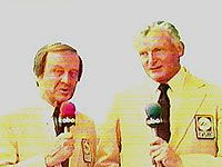 ABC Announcers Jim McKay and Paul Gardner In 1979, the NASL landed a contract with ABC that called for 9 telecasts of league