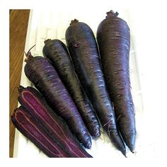 How To Grow Purple Sun Carrots - Unlike other purple carrots, it has a striking strong purple color from skin to core.