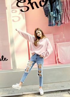 Feel free to request any ulzzang or model, icon and header too Korean Girl Fashion, Korean Fashion Trends, Ulzzang Fashion, Korean Street Fashion, Blackpink Fashion, Teen Fashion Outfits, Cute Fashion, Asian Fashion, Girl Outfits