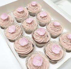 Wedding cupcakes. Birthday Celebration, Wedding Cupcakes, Dublin, Ireland, Bakery, Artisan, Luxury, Desserts, Dessert