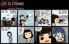 Life is strange. Episode 2 | Out of time